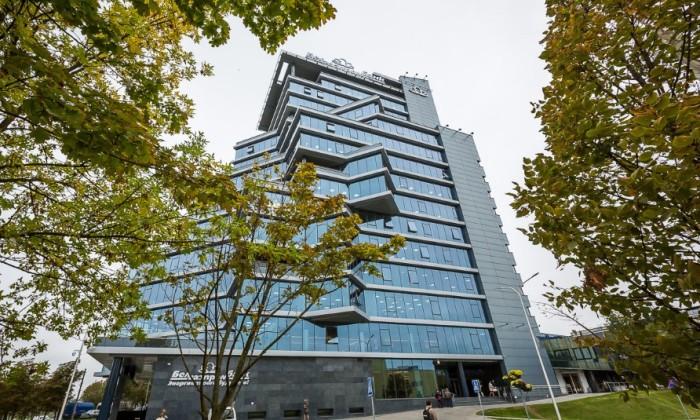 Головной офис Белгазпромбанк в г.Минск