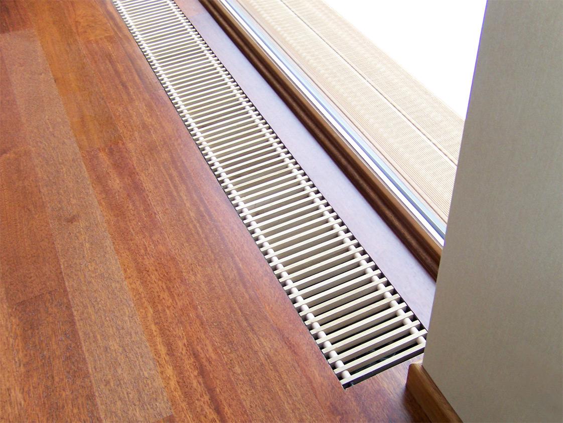 VK15 деревянная решетка